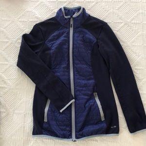 Champion Running jacket // dark purple